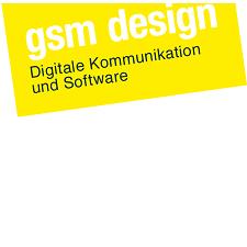 gsm design Gesellschaft für neue Medien mbH